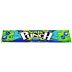 Sour Punch® Blue Raspberry Straws F51-4364712-9100-2 oz. package of sour blue raspberry candy straws.