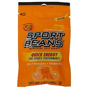 Jelly Belly® Sport Beans® - Orange flavor F51-4546025-1300