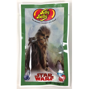 Jelly Belly® Star Wars Galaxy Mix 1 oz F51-4546034-1200-1 oz. Star Wars packet of assorted sparkling jelly beans.