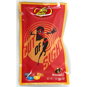 Jelly Belly® Incredibles 2 Jelly Beans 1 oz. bag, F51-4546048-1200