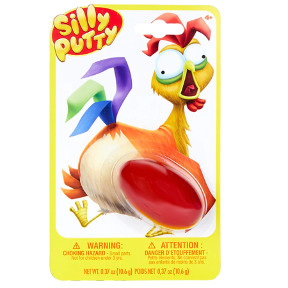 The Original Silly Putty G01-0151401-8100 - The Original Silly Putty.