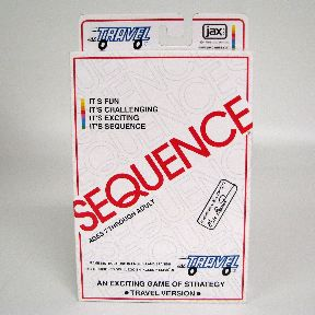 Sequence® Travel Game G01-0260501-2100