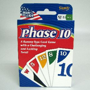 Phase 10® Card Games G01-0360701-2100