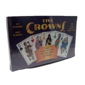 Five Crowns® Card Game G01-0360801-2100