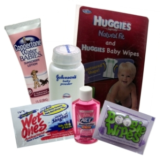 Travel Size Baby and Toddler Products