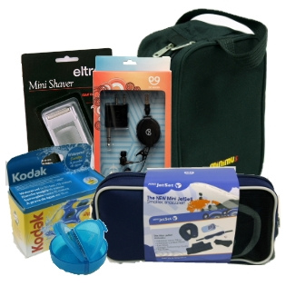 Travel Size Accessories - Travel size containers, electronics, travel bags, and more