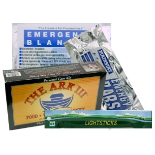 Travel Size Survival and Emergency Preparedness Products