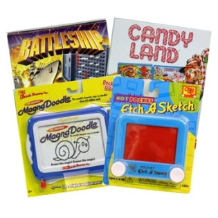 Travel Size Toys, Games, and Figurines