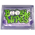 Boogie Wipes® Great Grape Scent J01-0162002-1000 - 1 Gentle Saline Wipe for Little Noses. Wipe is in individually sealed travel size plastic packet.