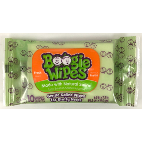 Boogie Wipes® Fresh Scent 10 count, J01-0162002-8200