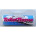 Cotton Buds Toilet Tissue To Go J01-0255502-8200 75 sheet 2-Ply roll in travel size plastic pull-out dispenser.