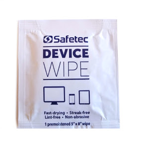 Safetec Device Wipe J01-0325903-1000