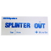 Splinter Out J01-0430702-8000