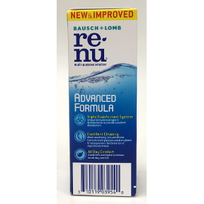 Bausch & Lomb ReNu® Advanced Formula Solution, J01-0455300-8200