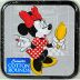Cotton Buds Disney Cotton Rounds Tin J01-0555501-9100-5 cosmetic cotton rounds.