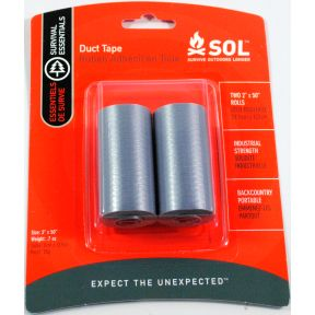 Mini Roll Duct Tape 2 Roll Pack Travel Size Amp Miniature