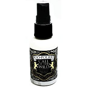 Poo-Pourri® Call of the Wild 2 fl. oz. J03-0162610-8200-2 fl. oz. pump spray bottle. When Nature Calls Before-You-Go® Toilet Spray.