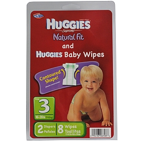 Huggies® Diaper Kit - Size 3 J10-0444103-8300