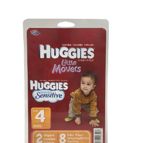 Huggies® Diaper Kit - Size 4 J10-0444103-8400