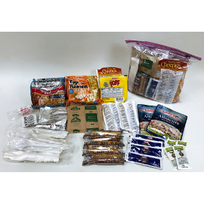 Military Mini-Meal Care Package K01-0109902-9200