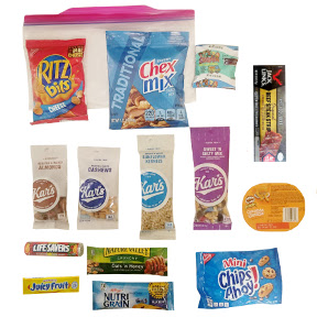 Military Snack Care Package K01-0109903-9300