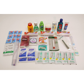Military Personal Care Male Care Package