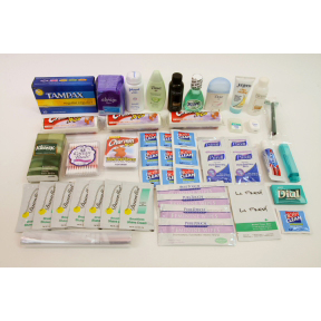 Military Personal Care - Female: Care Package K01-0109907-9200