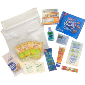 Cruise Readiness Kit zipK01-0159917-2100 - Get ready to sail away, with the Cruise Readiness Kit.