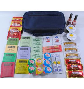 Beyond the Buffet - Food K01-0159919-5100 - Bag including 20 different food products (39 total)