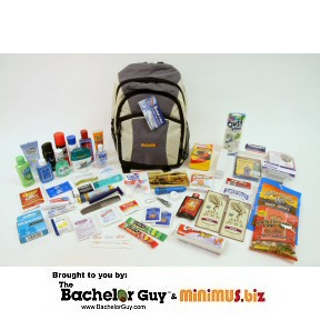 The Bachelor Guy - Ultimate Road Trip Kit K01-0180102-2100