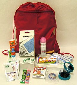 Beach Weekender Kit K01-0180601-5100 - AS SEEN ON THE TODAY SHOW AND LUCKY MAGAZINE: Kit filled with 15 products (Total of 23 items).