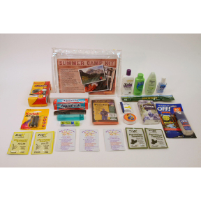 Summer Camp Kit K01-0359905-2100