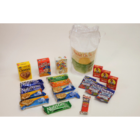 Breakfast On The Go Kit Travel Size Amp Miniature Products