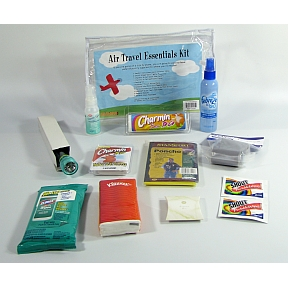 Air Travel Essentials Kit K01-0489906-9000 - take me along on your next plane trip