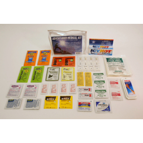 Adventurer Medical Kit K01-0489908-9000 - Campers, backpackers, boaters, RVers, and outdoor adventurers know, having a good supply of small lightweight essentials is a must.