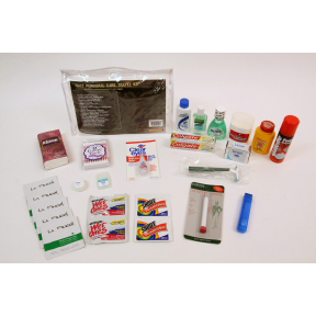 Male Personal Care Travel Kit K01-0489909-9000