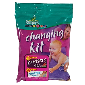 Pampers® Cruisers Changing Kit - Size 4 K01-0539705-1404