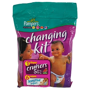 Pampers® Cruisers Changing Kit - Size 5 K01-0539705-1405