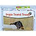 Doggie Travel Treats K01-1659902-2600 - pet travel kit with 5 snack products
