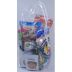 Gluten Free Snack Sampler - Kids K01-2059932-2500 - Kit contains 15 different products (25 total) in a plastic drawstring bag.