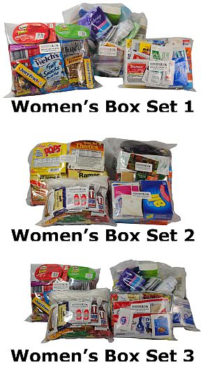 Military Care Packages of the Month - Female M01-0589903-0000