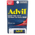 Advil® Tablets Vial - 10 count pocket pack P01-0110401-8200-10 count vial of Advil® 200 mg coated tablets.