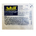 Advil Liqui-Gels P01-0110405-1000 - 2 liquid filled capsules in sealed packet