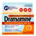 Dramamine® Chewable Formula - 8 count P01-0111401-8200-8 count package of orange flavored chewable tablets. Motion sickness relief.