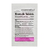 MooreMedical Bismuth Tablets P01-0138903-1000-2 chewable tablets in an individually sealed packet.