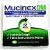 Mucinex® DM Expectorant & Cough Suppressant - 6 count P01-0188402-8200