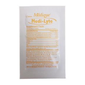 Medique Medi Lyte Electrolyte Heat Relief Tablets Travel