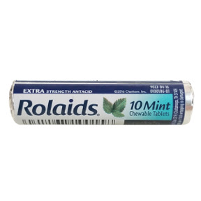 Rolaids Extra Strength Mint - Travel Size & Miniature ...