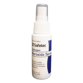 Safetec Hydrogen Peroxide Spray P03-0125908-8200