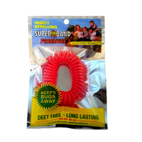 Insect Repelling Super Band Wristband P04-0129902-9000
